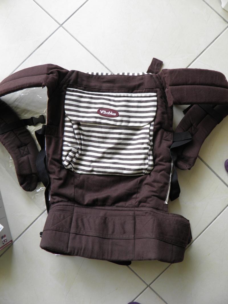 vends porte-bébé ergonomique neuf!! a saisir!!! P3160211