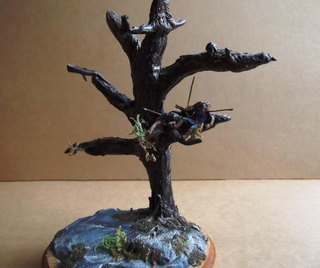 l' arbre des 300  suivant le film au 1/72 002154