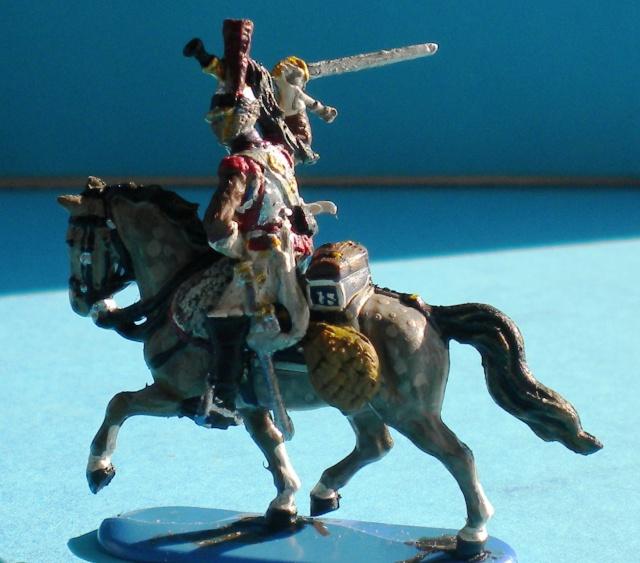 13 régiment de cuirassier  en espagne : par sevou 00495