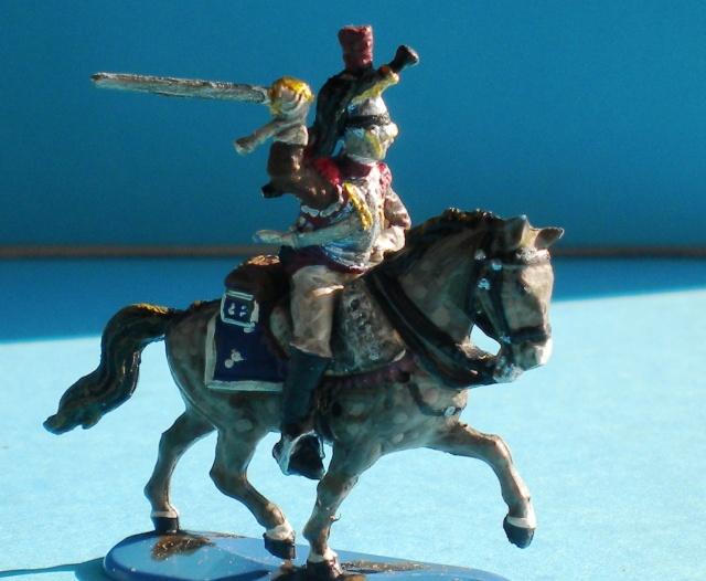 13 régiment de cuirassier  en espagne : par sevou 00577
