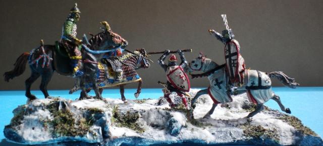 Mongol . Teutonnique 00879