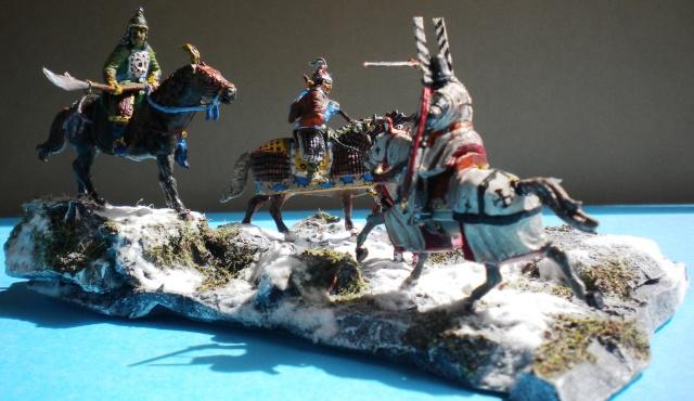 Mongol . Teutonnique 01070