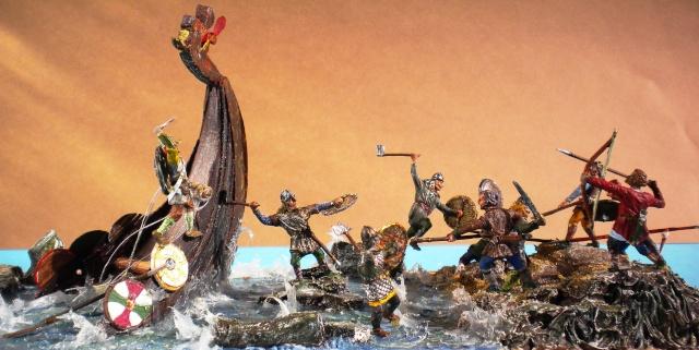 Normands .Vikings.Drakkar 01255