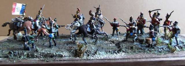 Carabiniers . Infanterie Anglaise . 1/72 01281