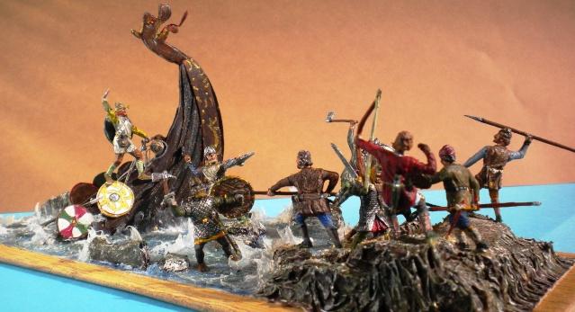Normands .Vikings.Drakkar 01350