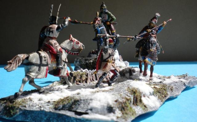 Mongol . Teutonnique 01352