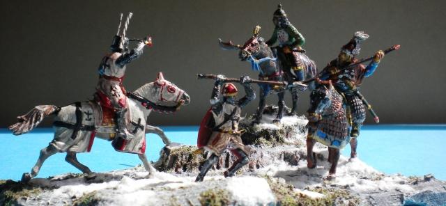 Mongol . Teutonnique 01479