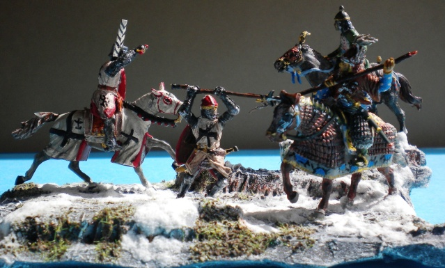 Mongol . Teutonnique 01546