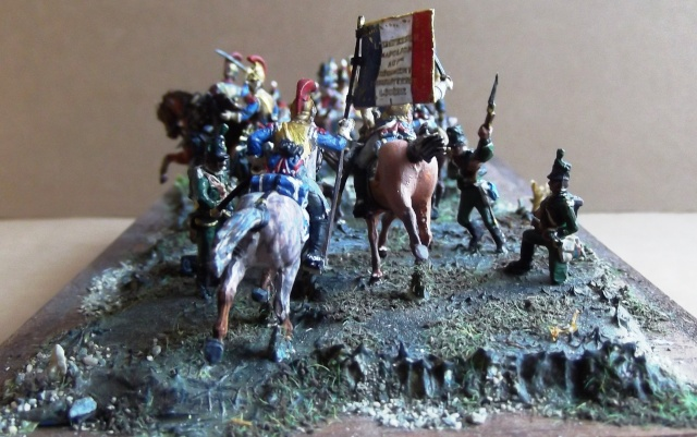 Carabiniers . Infanterie Anglaise . 1/72 01567