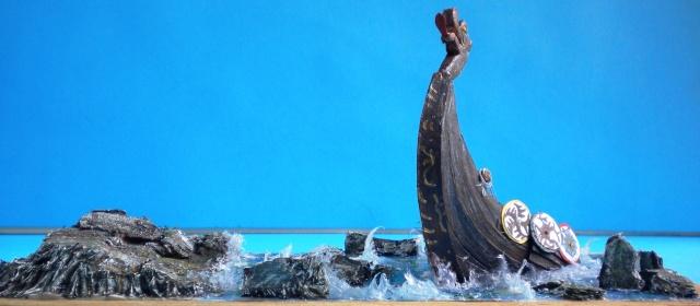 Normands .Vikings.Drakkar 01655