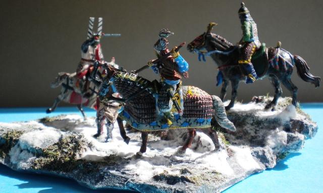 Mongol . Teutonnique 01659