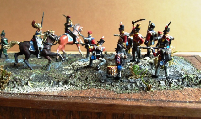 Carabiniers . Infanterie Anglaise . 1/72 01669
