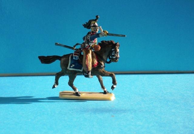13 régiment de cuirassier  en espagne : par sevou 01736