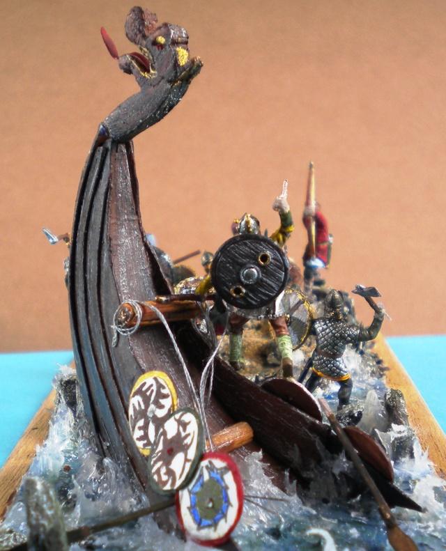 Normands .Vikings.Drakkar 01841