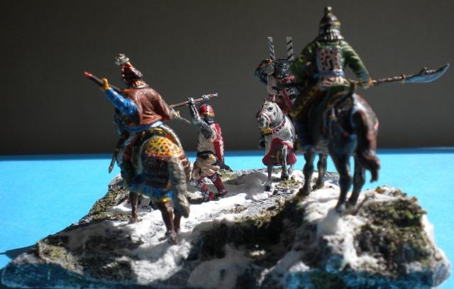 Mongol . Teutonnique 01842