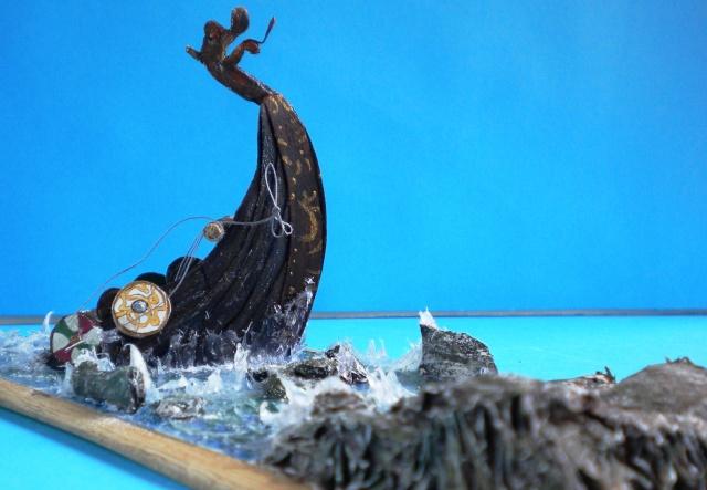 Normands .Vikings.Drakkar 01928