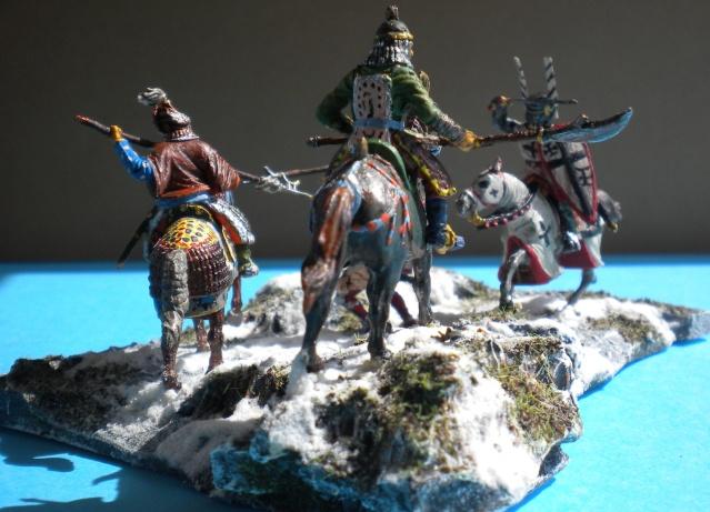 Mongol . Teutonnique 01931