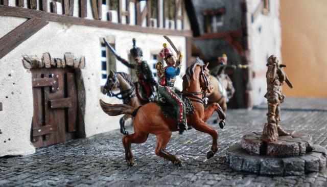 Gardes d'honneur à Reims au 1.72  02243