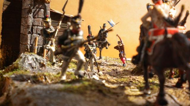 Borodino . Saxons  en cours ) au 1.72 02441