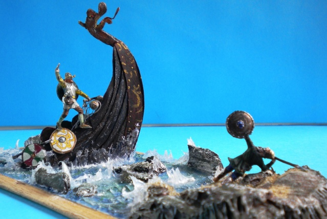 Normands .Vikings.Drakkar 02925