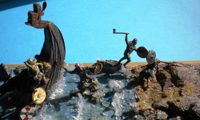 Normands .Vikings.Drakkar 03017