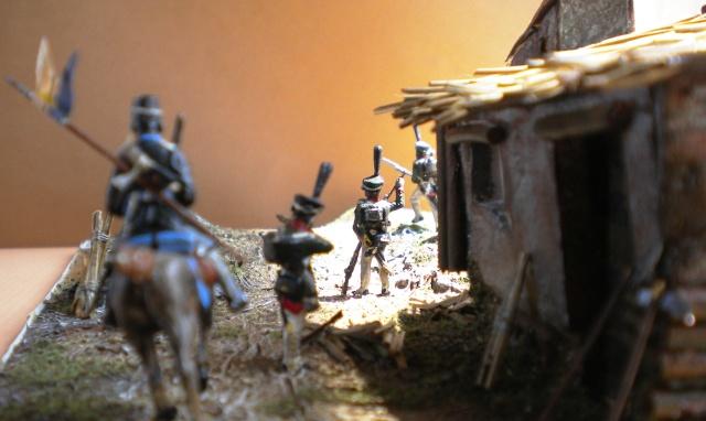 Borodino . Saxons  en cours ) au 1.72 03616