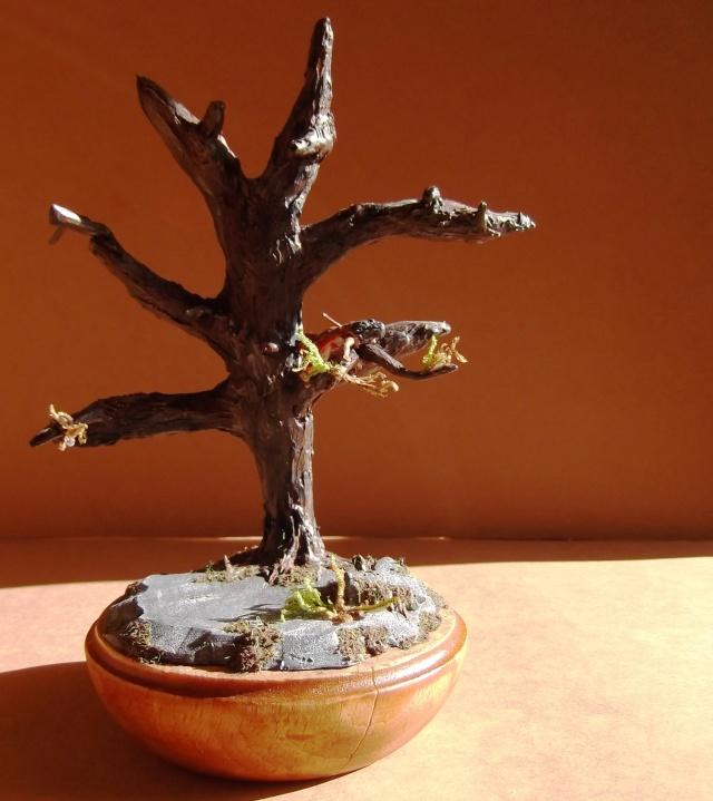 l' arbre des 300  suivant le film au 1/72 Dscf2011