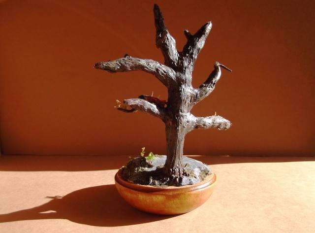l' arbre des 300  suivant le film au 1/72 Dscf2013