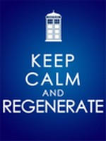 Keep calm and carry on Doctor10