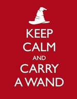 Keep calm and carry on Harry10