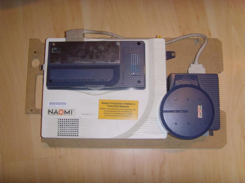[Vendu] Sega Naomi-Gd Rom-dim-Confidential Mission 100e Snv31813