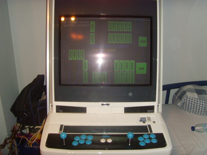 [Vendu] Mortal Kombat 1 original avec sound board  Snv31818