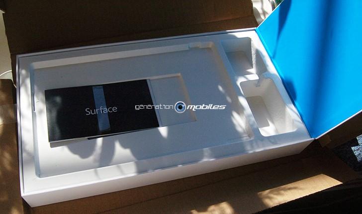 [TEST] grandeur nature de la Surface RT-  32Go - de Microsoft 811