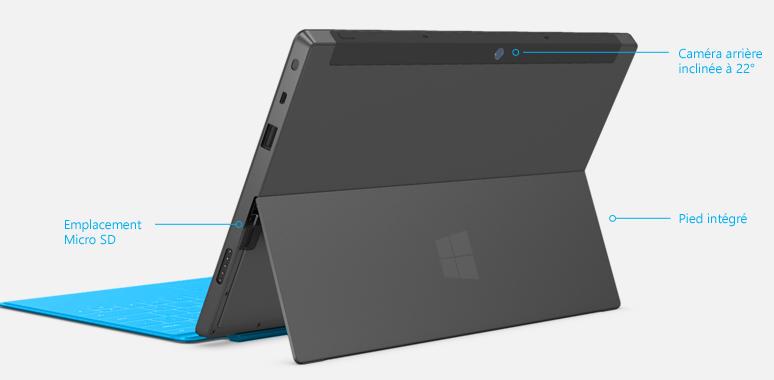[TEST] grandeur nature de la Surface RT-  32Go - de Microsoft Arrier10