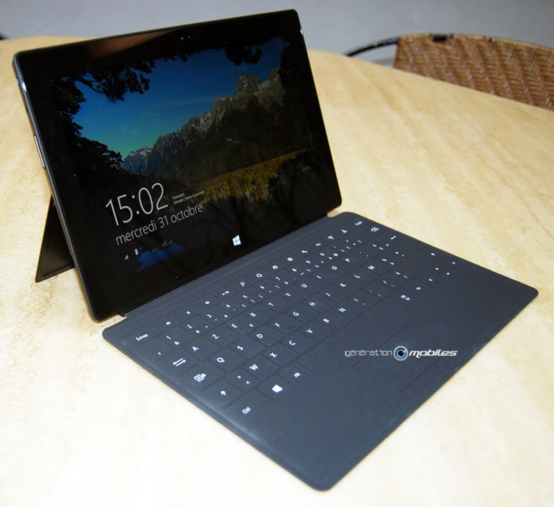 [TEST] grandeur nature de la Surface RT-  32Go - de Microsoft Ma_sur11