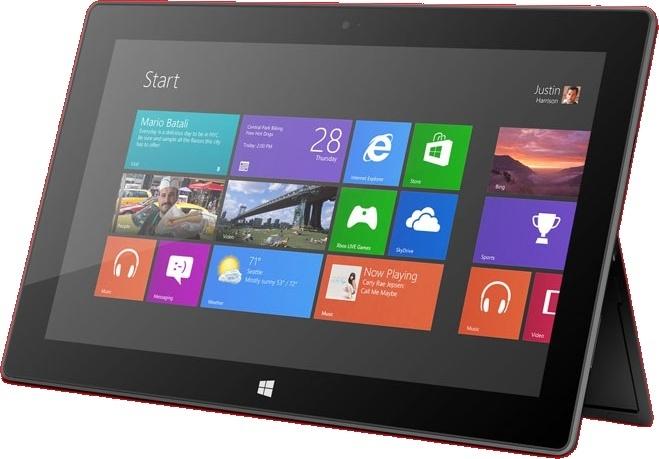 [TEST] grandeur nature de la Surface RT-  32Go - de Microsoft Micros11