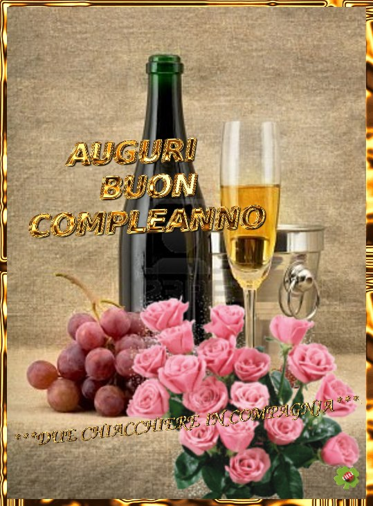 BUON COMPLEANNO OPATITO 48037110