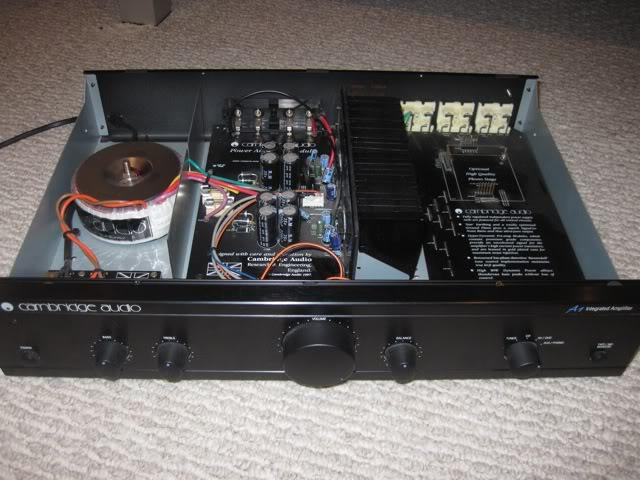 Diffusori da pavimento per Cambridge Audio A1 Img_6610