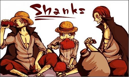 Ah mais j'ai cru voir Shanks le Roux~ (pv Shanks) Rp_nan11