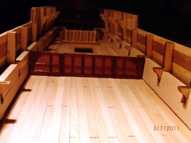 Huberts Baubericht Victory aus Holz Abtren11