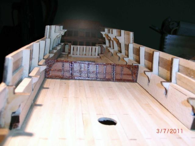 Huberts Baubericht Victory aus Holz Abtren12