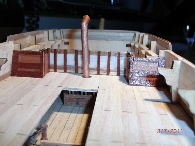 Huberts Baubericht Victory aus Holz Abtren13