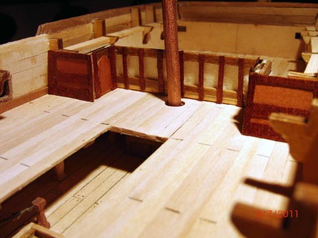 Huberts Baubericht Victory aus Holz Abtren14