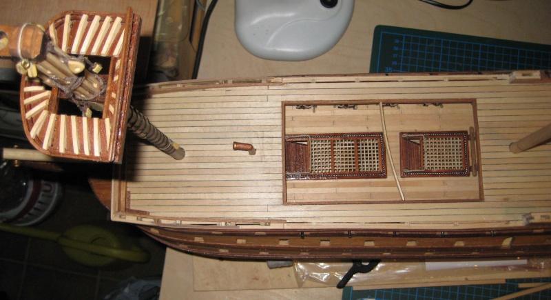Deckbeplankung Deckpl13