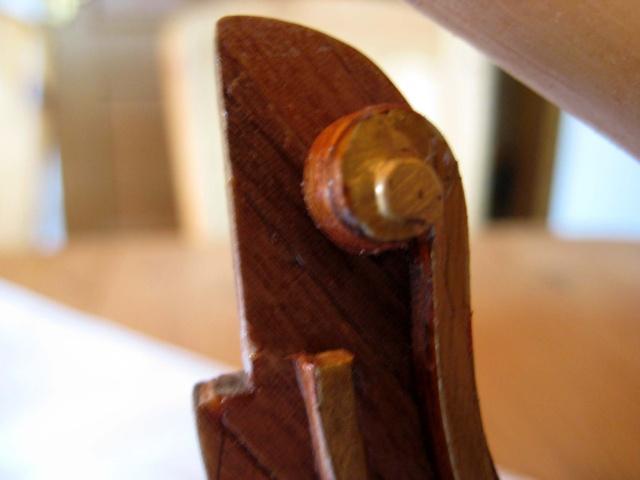 Huberts Baubericht Victory aus Holz - Seite 2 Gratin12