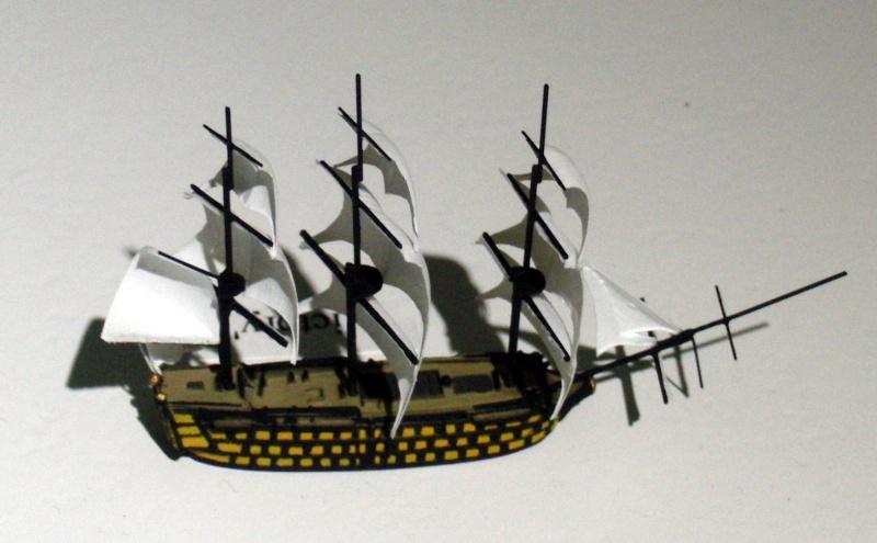HMS Victory Shipyard scaliert 1:96 auf 1:84 aus Karton - Seite 2 Museum50