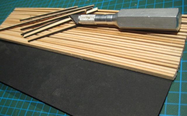 Huberts Baubericht Victory aus Holz - Seite 2 Planke10
