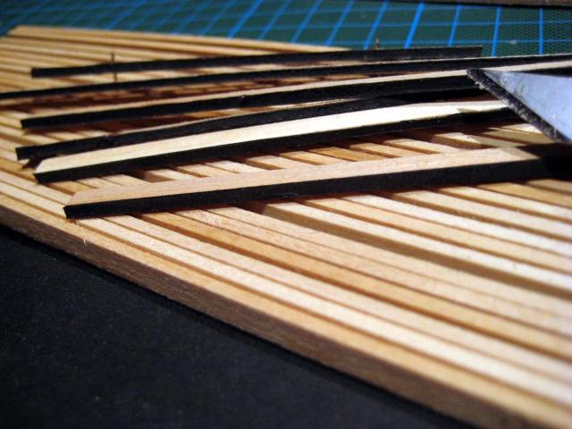Huberts Baubericht Victory aus Holz - Seite 2 Planke11