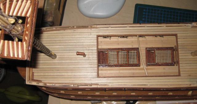 Huberts Baubericht Victory aus Holz - Seite 2 Planke12