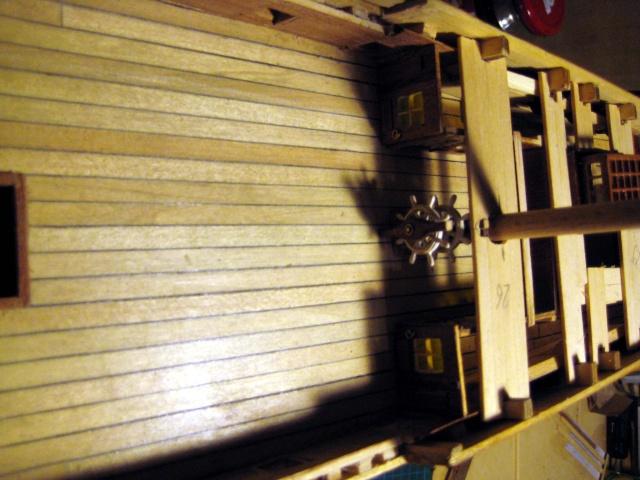Huberts Baubericht Victory aus Holz - Seite 2 Planke13
